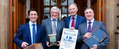 Memorable year shines light on 150 years in business