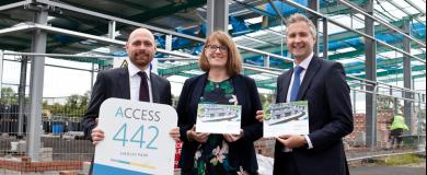 Access all areas for business investment at Telford