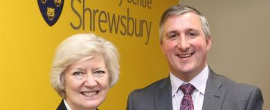 Morris & Company launches The Morris Scholarship at University Centre Shrewsbury