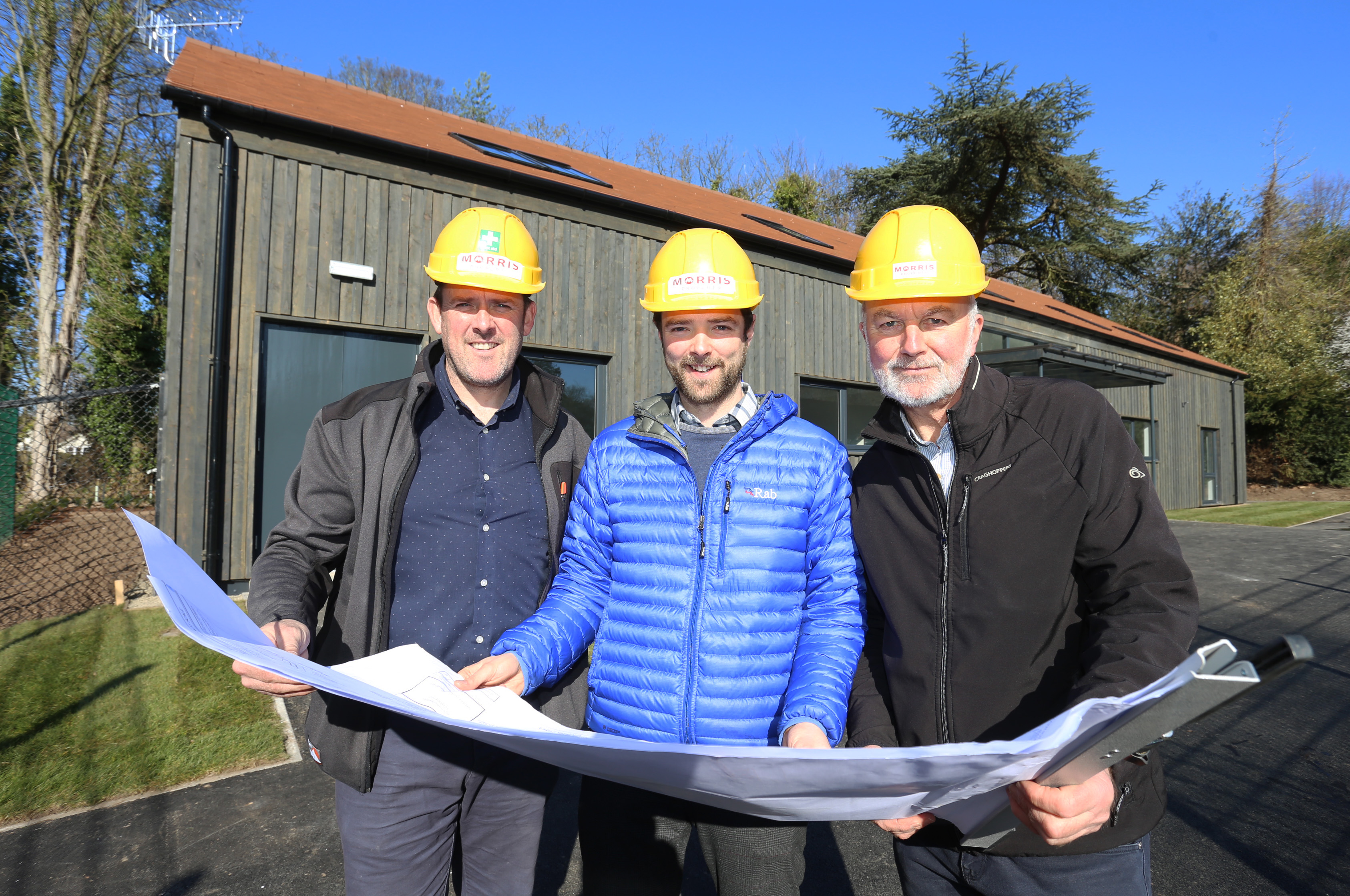 Shropshire activity centre makes room for more guests