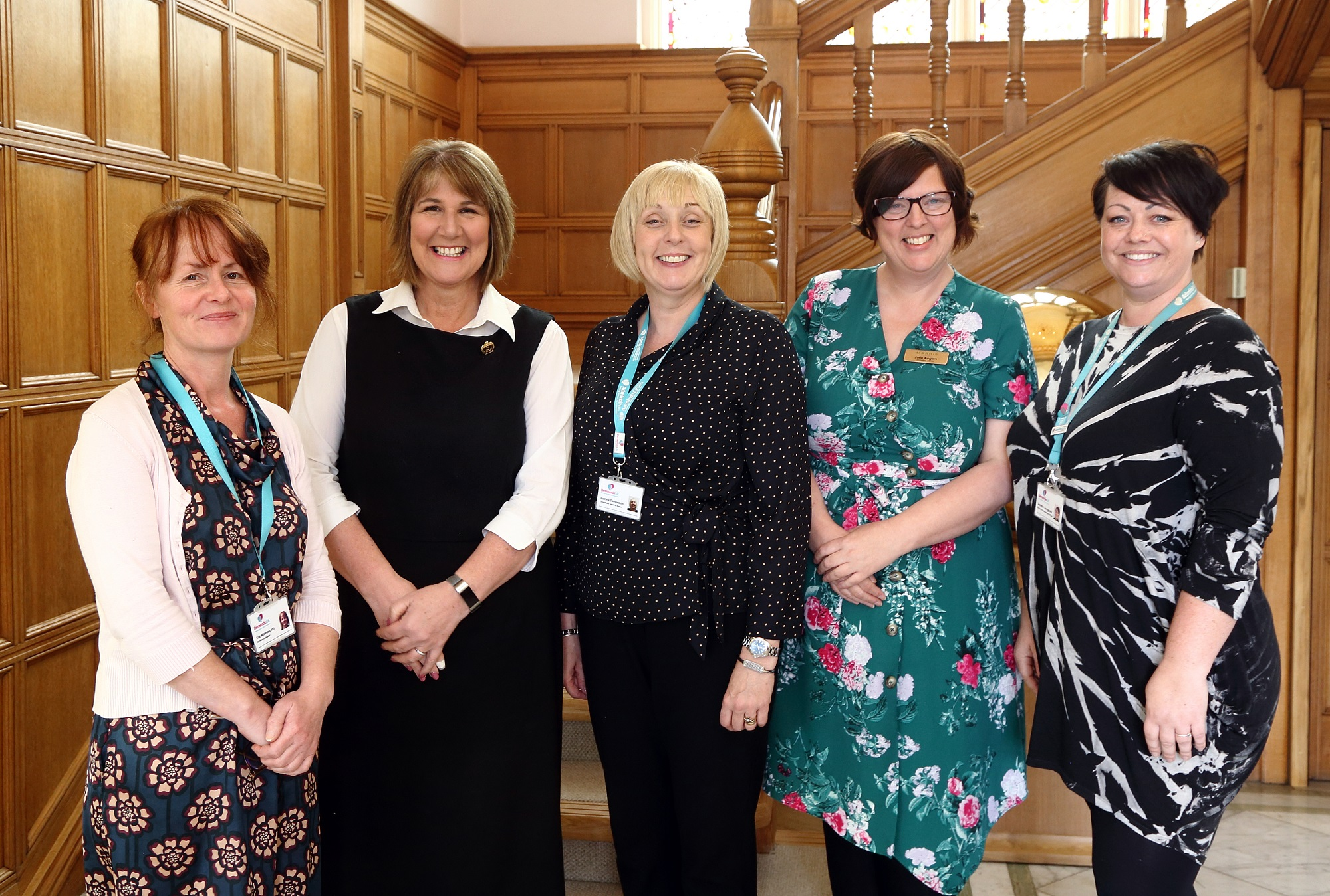 Morris Care appoints specialist Admiral Nurse for dementia support