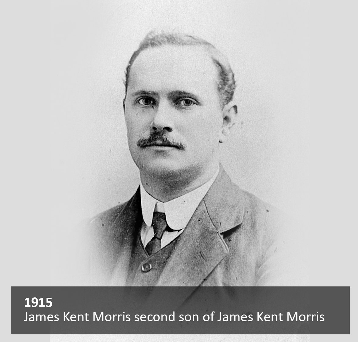 James Kent Morris, second son of James Kent Morris