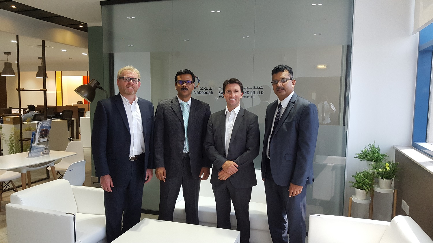 Lighting the way to business growth in Dubai