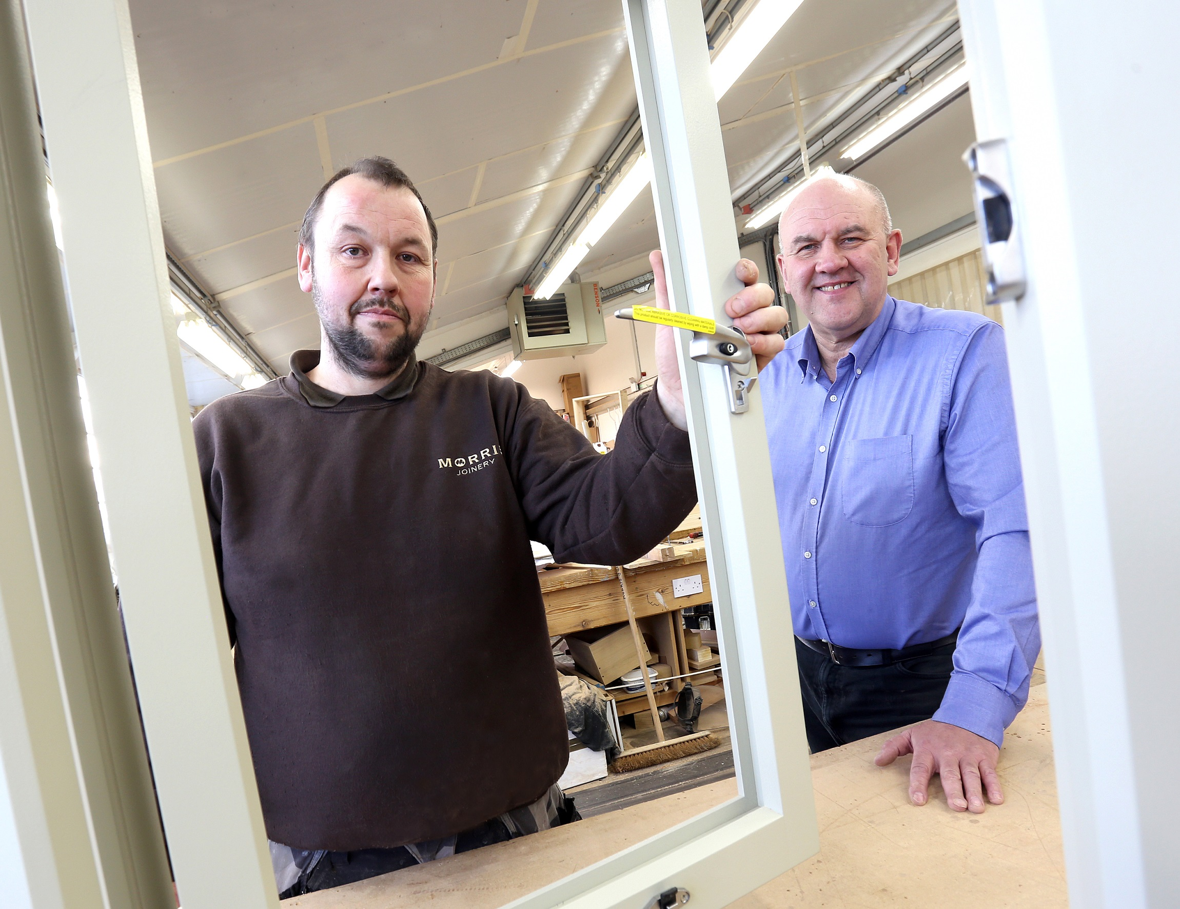 Morris Joinery appoints craftsman with passion for the job
