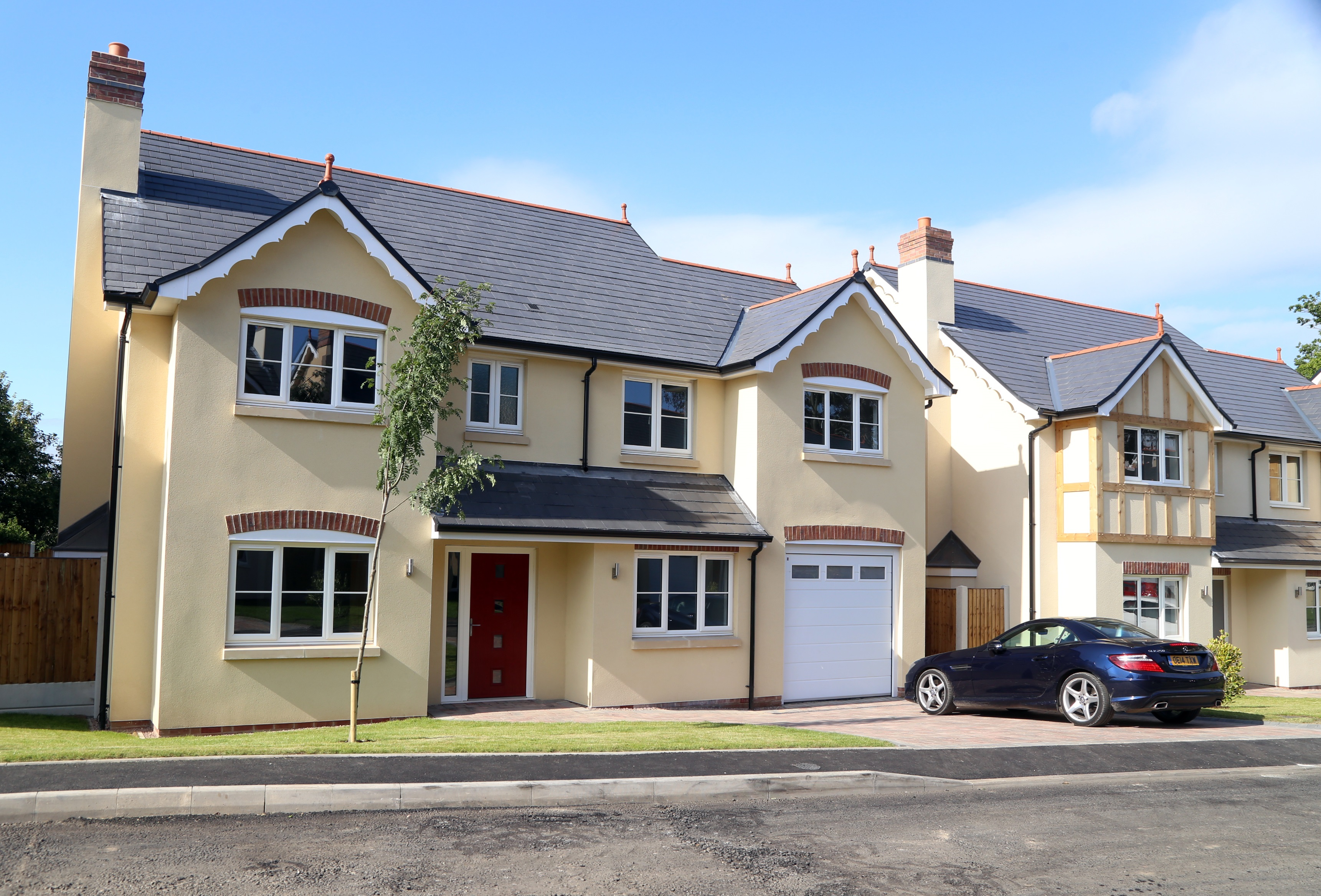 All homes sold at prime Shrewsbury development