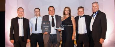 Morris Property site manager wins in building awards