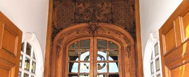 The History of Morris & Company's Front Doors
