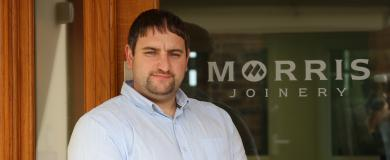Morris Joinery appoints new Assistant Manager to support growth