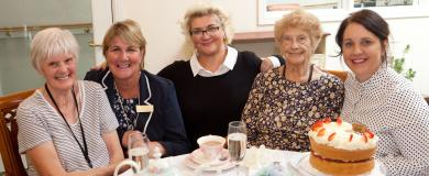 Morris Care brings the Ritz to Isle Court