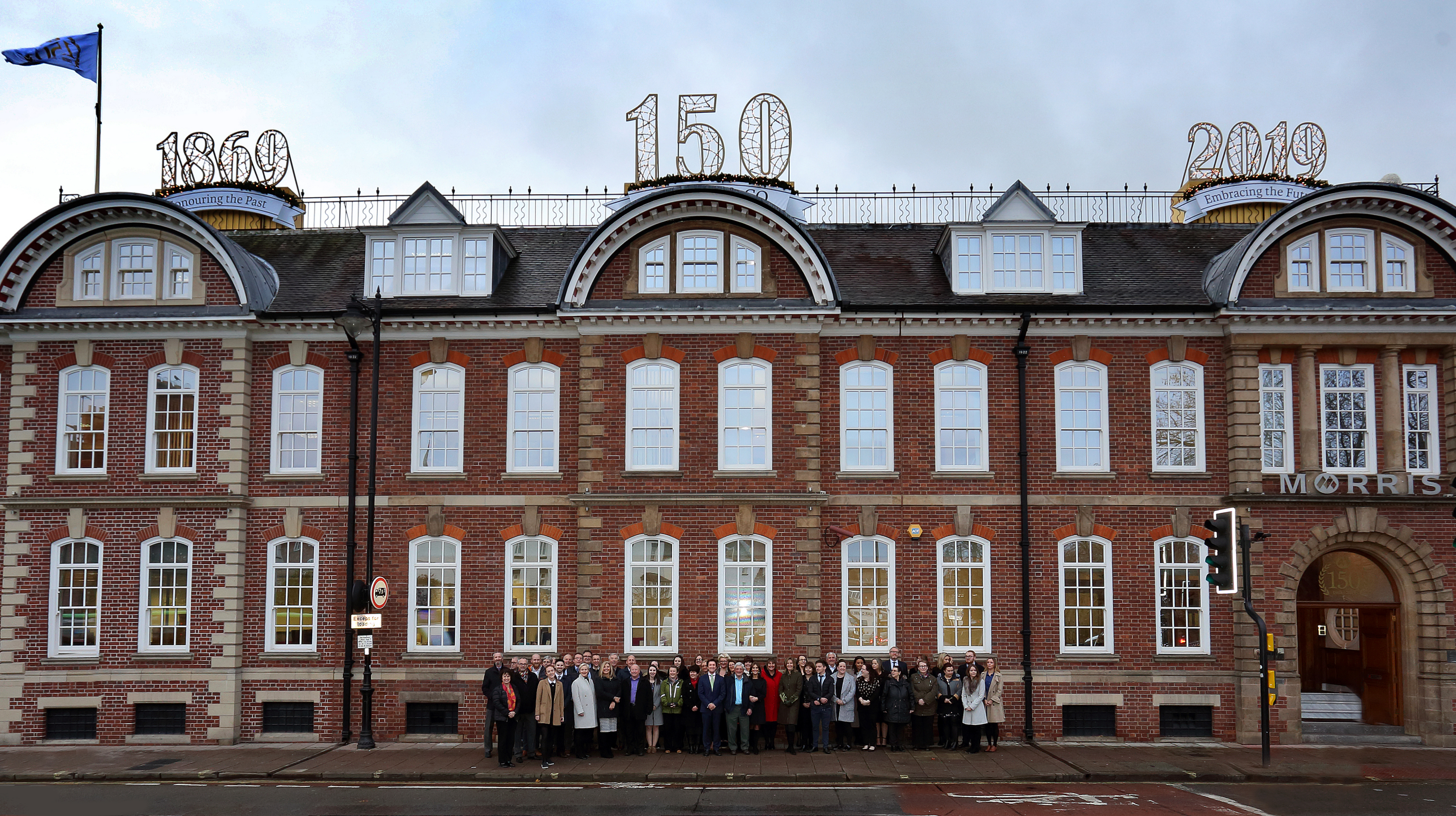 Staff look forward to 150th anniversary year