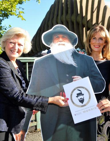 Shropshire's Young Thinkers challenged to a flight of fancy with Charles Darwin