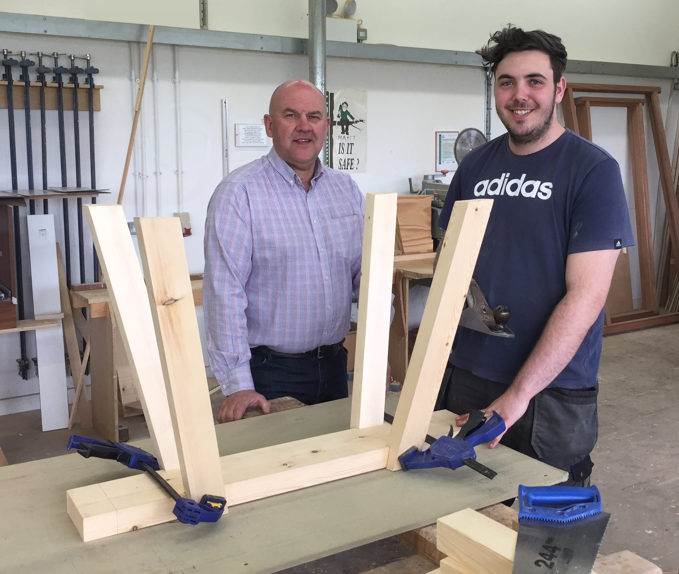 Joinery's Got Talent