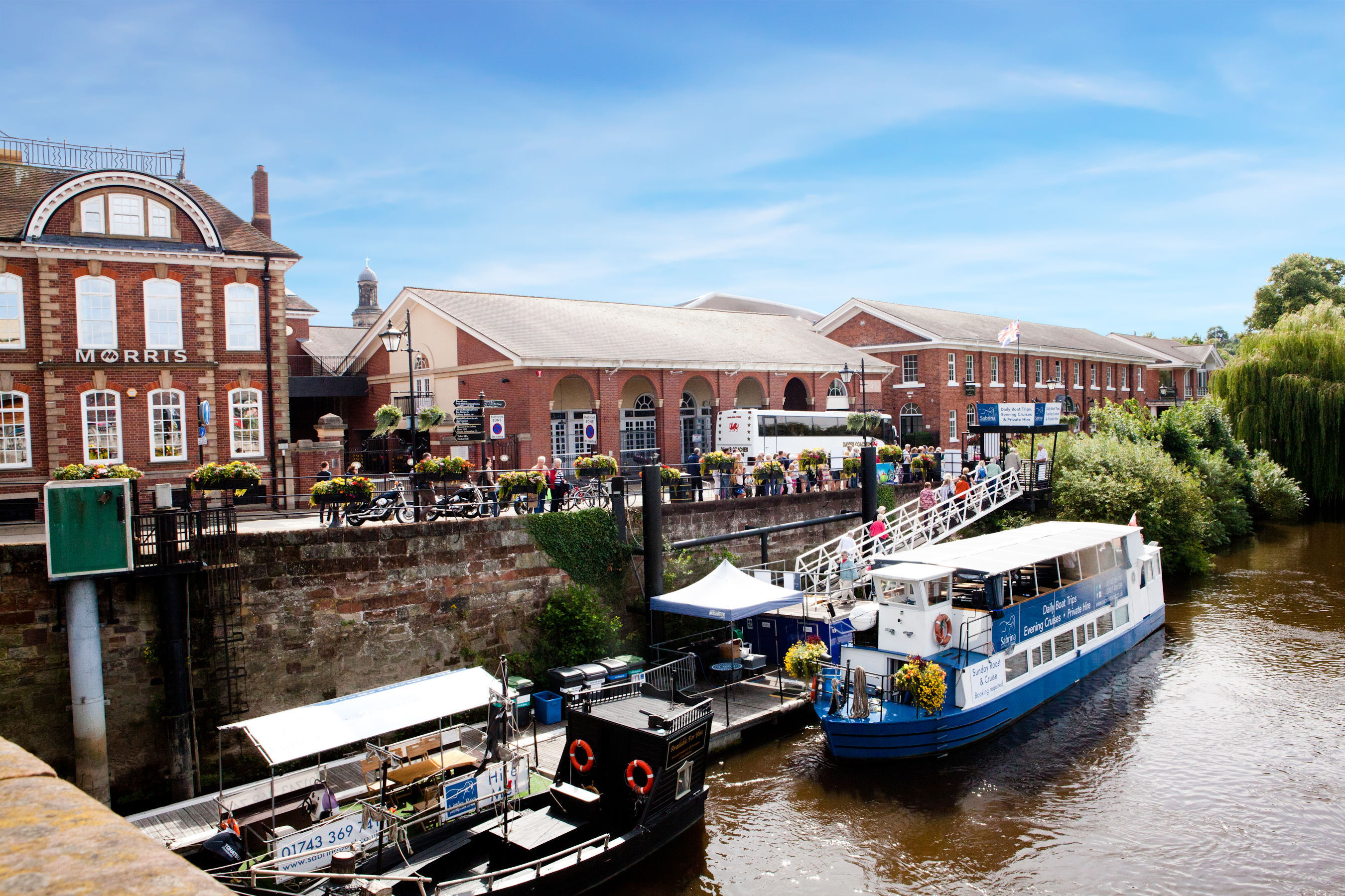 New 15-year lease at town's thriving Victoria Quay