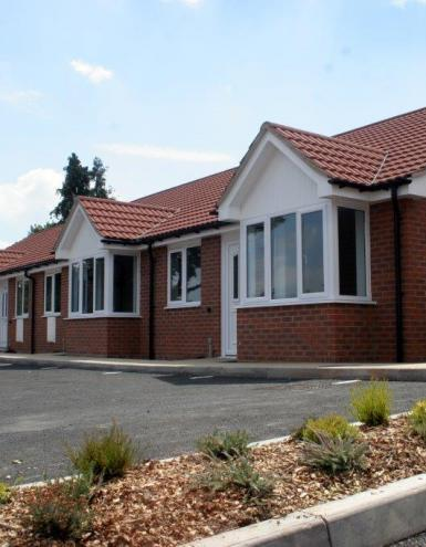 Open afternoon to preview new homes in Oswestry