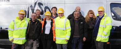 Morris and the DIY SOS appeal