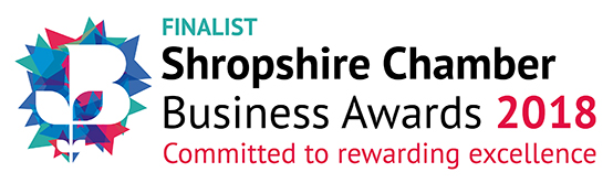 Shortlisting in the Shropshire Business Awards